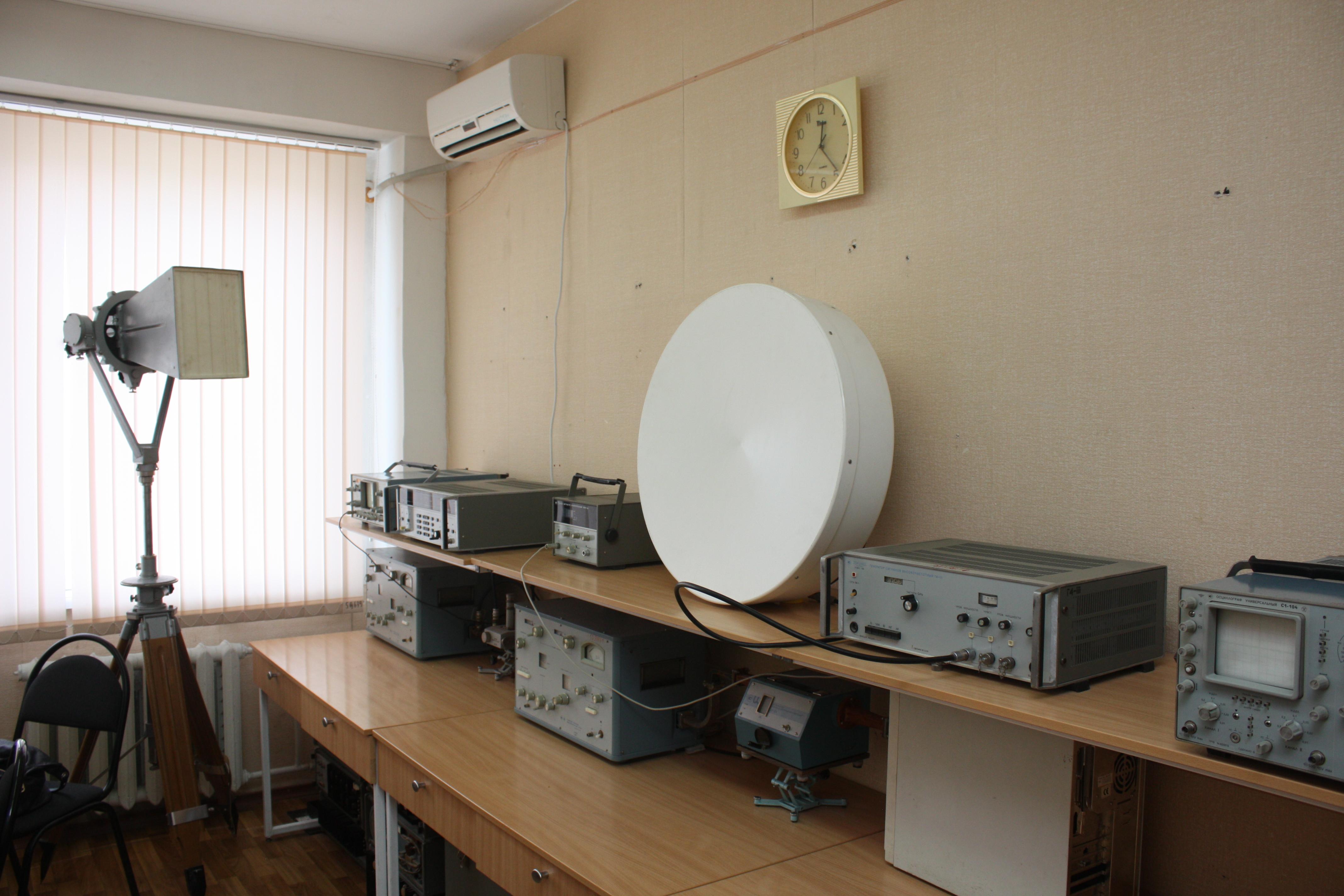 Лаборатория беспроводных систем связи